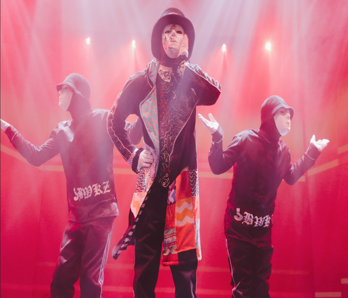 Jabbawockeez - Photo credit: Jabbawockeez / MGM Grand