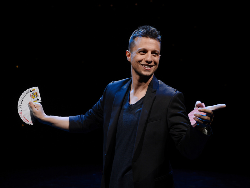 Mat Franco - Photo credit: Denise Truscello