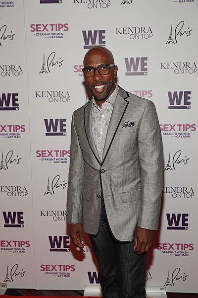 Eric Jordan Young at the premiere of Sex Tips for Straight Women from a Gay Man and WE tvs Kendra on Top on June 8 2017 in Las Vegas Nevada Photo by Isaac Brekken Getty Images for WE tv