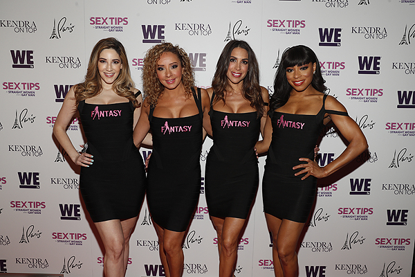 FANTASY at the premiere of Sex Tips for Straight Women from a Gay Man and WE tvs Kendra on Top on June 8 2017 in Las Vegas Nevada Photo by Isaac Brekken Getty Images for WE tv