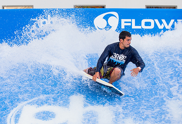 FlowRider at Planet Hollywood credit Erik Kabik