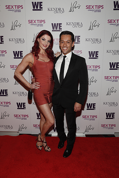 Frederic da Silva at the premiere of Sex Tips for Straight Women from a Gay Man and WE tvs Kendra on Top on June 8 2017 in Las Vegas Nevada Photo by Isaac Brekken Getty Images for WE tv