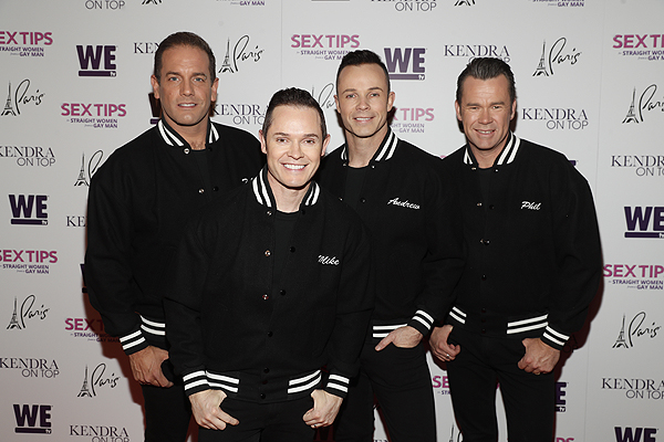 Human Nature at the premiere of Sex Tips for Straight Women from a Gay Man and WE tvs Kendra on Top on June 8 2017 in Las Vegas Nevada Photo by Isaac Brekken Getty Images for WE tv