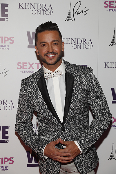 Jai Rodriguez at the premiere of Sex Tips for Straight Women from a Gay Man and WE tvs Kendra on Top on June 8 2017 in Las Vegas Nevada Photo by Isaac Brekken Getty Images for WE tv