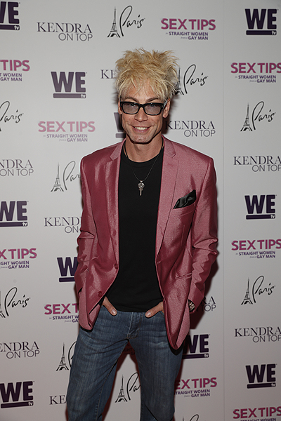 Murray Sawchuck at the premiere of Sex Tips for Straight Women from a Gay Man and WE tvs Kendra on Top on June 8 2017 in Las Vegas Nevada Photo by Isaac Brekken Getty Images for WE tv