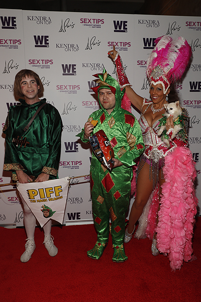 Piff the Magic Dragon at the premiere of Sex Tips for Straight Women from a Gay Man and WE tvs Kendra on Top on June 8 2017 in Las Vegas Nevada Photo by Isaac Brekken Getty Images for WE tv