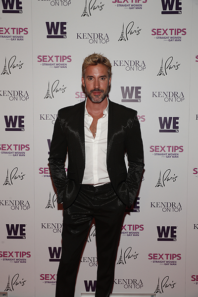 Robert Sepulveda Jr. at the premiere of Sex Tips for Straight Women from a Gay Man and WE tvs Kendra on Top on June 8 2017 in Las Vegas Nevada Photo by Isaac Brekken Getty Images for WE tv