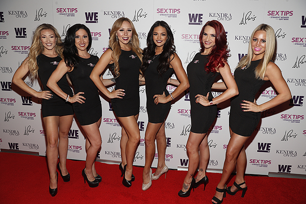 X Burlesque at the premiere of Sex Tips for Straight Women from a Gay Man and WE tvs Kendra on Top on June 8 2017 in Las Vegas Nevada Photo by Isaac Brekken Getty Images for WE tv