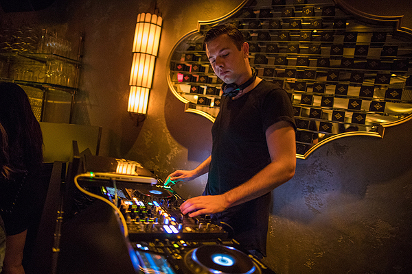 Sam Feldt DJs Beauty Essex First Anniversary Party
