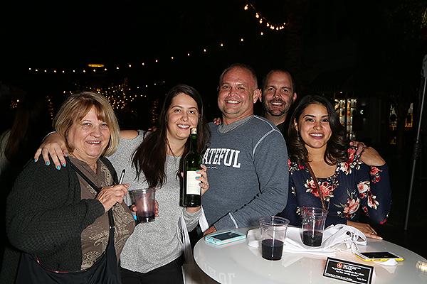 Guests savor wine at Easterseals Nevada Seventh Annual Cheers to Chocolate