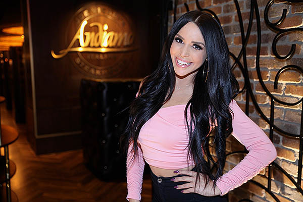 Scheana Shay celebrates birthday at Andiamo Italian Steakhouse