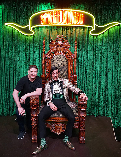 Colby Armstrong at ABSINTHE at Caesars Palace 6.8.18 credit Joseph SandersSpiegelworld v1 current