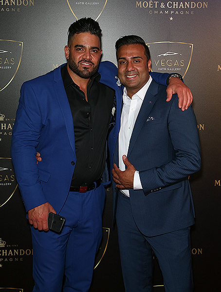Mike Shouhed and Nick Dossa Mike Shouhed