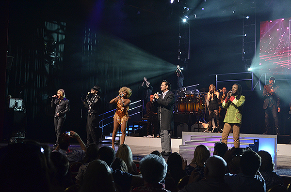 Legends in Concert - Photo credit: Stephen Thorburn