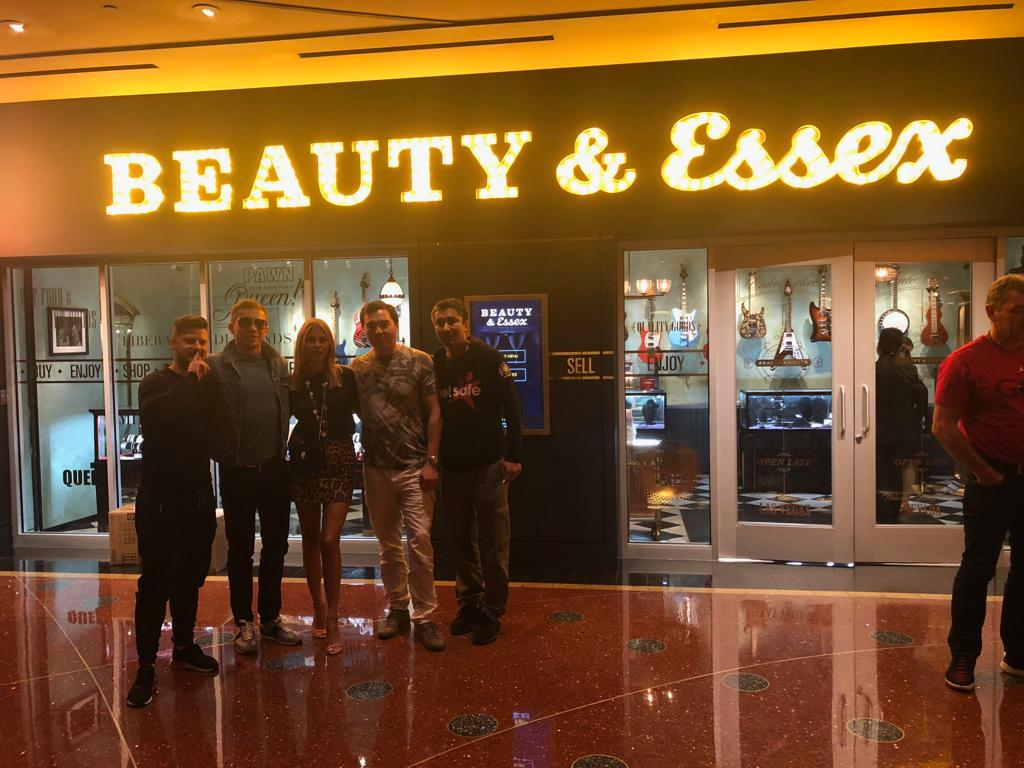 GGG at Beauty Essex LV