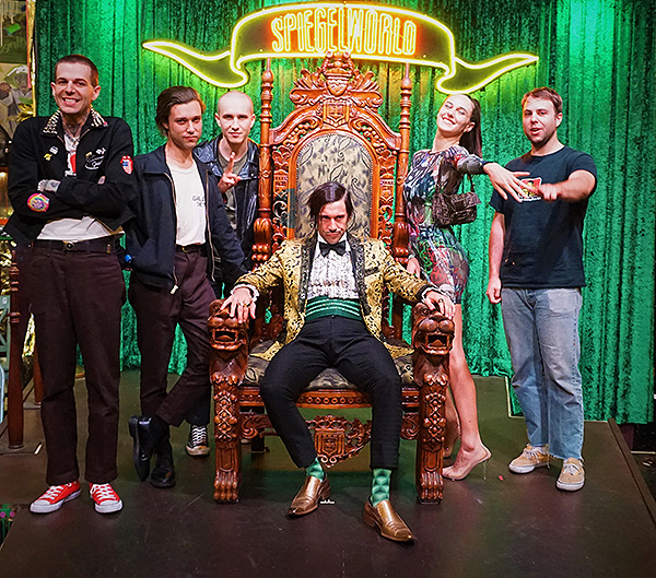 The Neighbourhood Attend ABSINTHE 9.21.18 Credit Fabian Pino Spiegelworld Photography 5