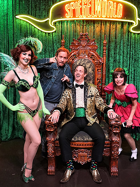 Pauly Shore attends ABSINTHE 11.24.18 Credit Joseph Sanders Spiegelworld Photography 2