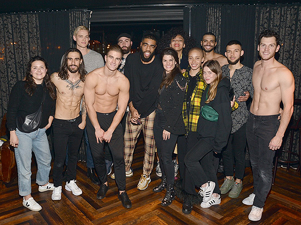 Adwoa Aboah Attends MAGIC MIKE LIVE 12.7.18 Courtesy MAGIC MIKE LIVE Photography 1