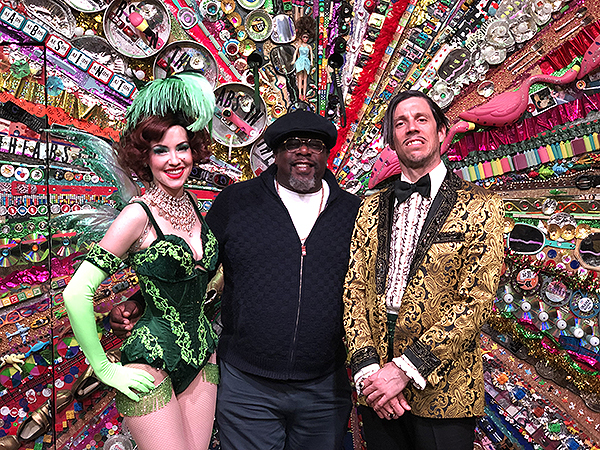 Cedric the Entertainer at ABSINTHE at Caesars Palace 3.8.19 credit Fabian PinoSpiegelworld