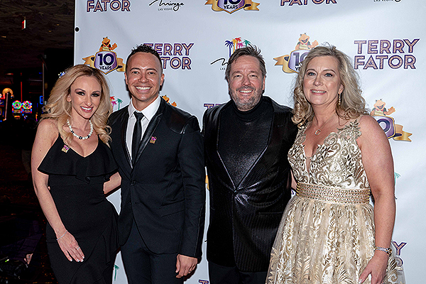 Terry Fator 10 Anniversary AB 93