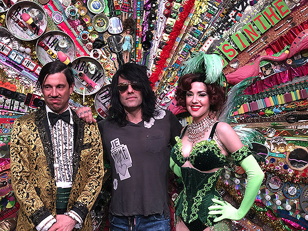 Criss Angel Attends ABSINTHE at Caesars Palace 5.1.19 Fabian PinoSpiegelworld