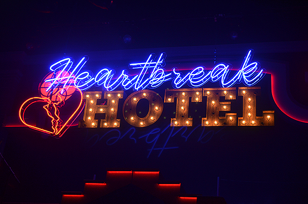 Elvis Presley's Heartbreak Hotel in Concert - Photo credit: Stephen Thorburn