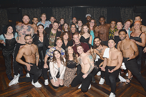 Cast of WICKED Attends MAGIC MIKE LIVE 9.29.19 MML Photography