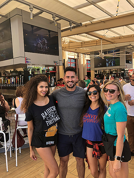 Josh Murray at BEER PARK