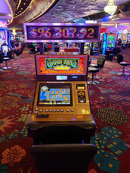 progressive keno machine jackpot winner sept 2019