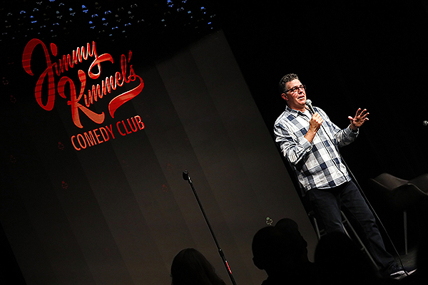 Adam Carolla Surprise Set at Jimmy Kimmels Comedy Club Nov. 2019