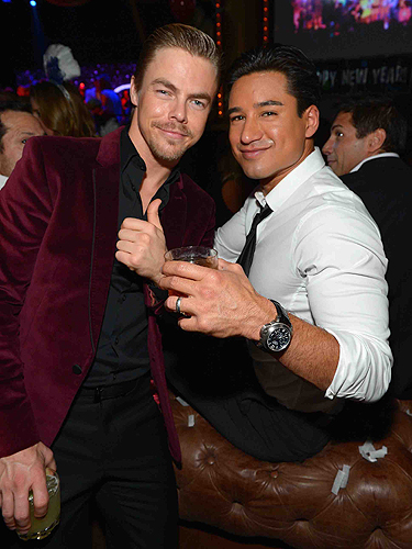 Beachers Madhouse Las Vegas Derek Hough Mario Lopez lo