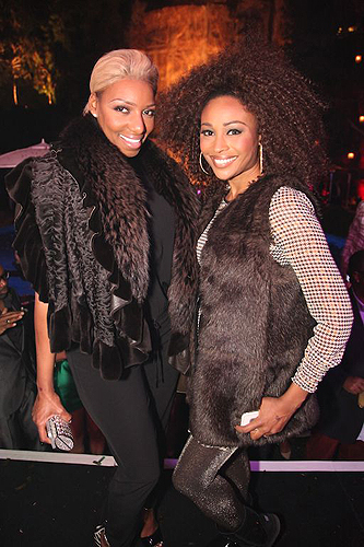 Tryst - New Years Eve - NeNe Leakes - Cynthia Bailey