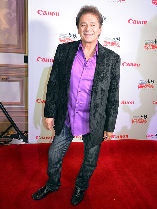 Adrian Zmed Canon Customer Appreciation Benefit For The National Center For Missing And Exploited Children 2014 30353