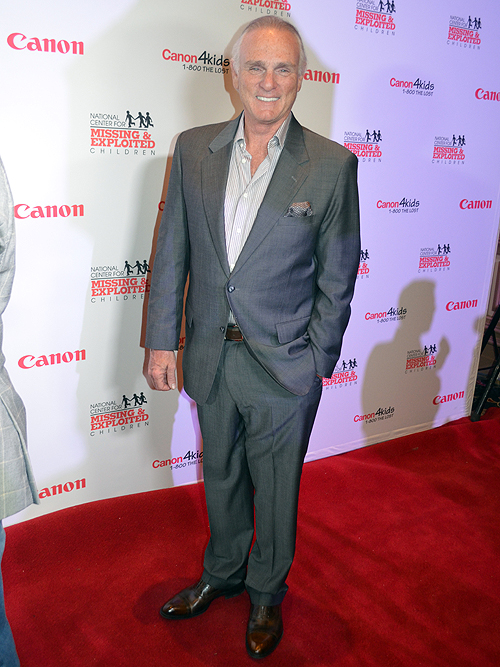 Joe Regalbuto Canon Customer Appreciation Benefit For The National Center For Missing And Exploited Children 2014 30309