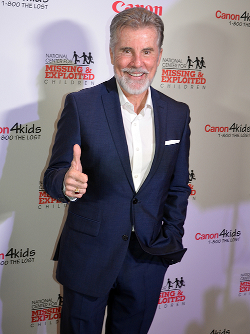 John Walsh Canon Customer Appreciation Benefit For The National Center For Missing And Exploited Children 2014 30235