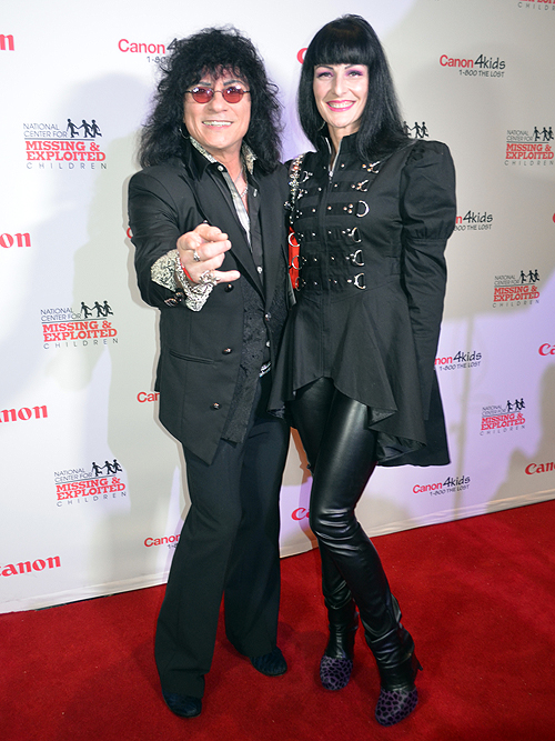 Paul Shortino Carmen Shortino Canon Customer Appreciation Benefit For The National Center For Missing And Exploited Children 2014 30190
