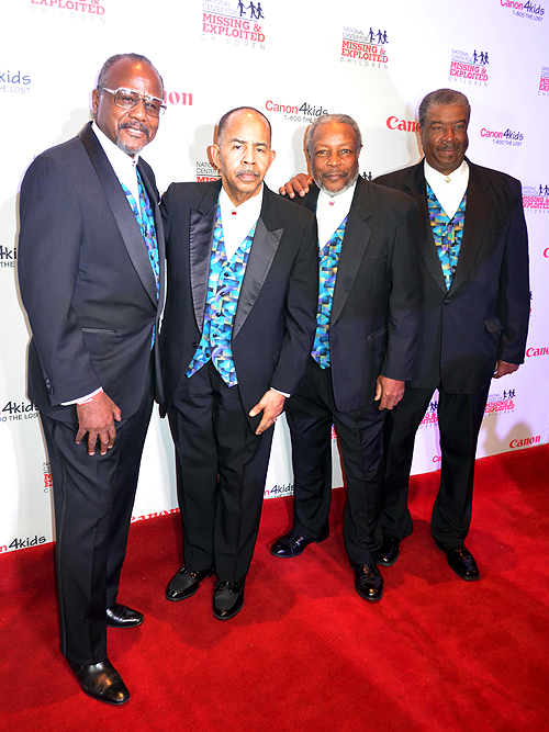 The Ink Spots Canon Customer Appreciation Benefit For The National Center For Missing And Exploited Children 2014 30440