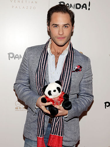 Josh Strickland at world premiere of PANDA