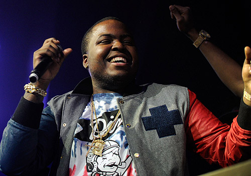 Sean Kingston Performance 4 Chateau