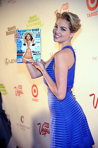Kate Upton Marquee Sports Illustrated Swimsuit Event