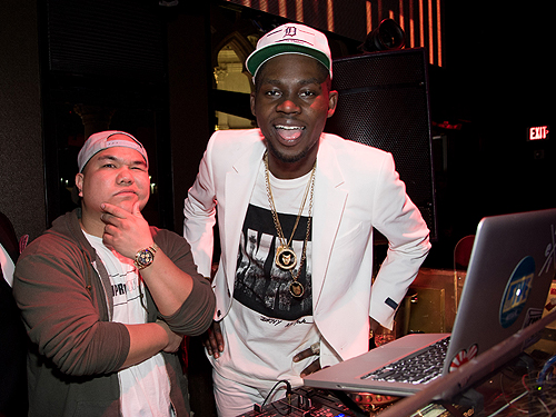 DJ Five and Theophilus London SUPRA TAO