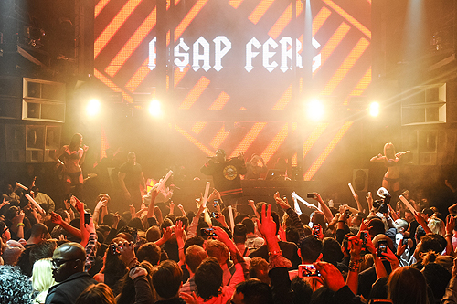 ASAP Ferg Performance at Marquee