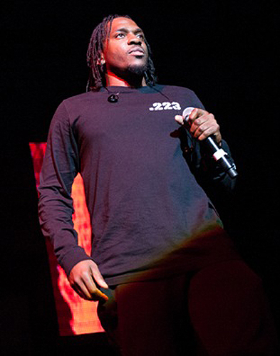 Pusha T The Joint Hard Rock Hotel and Casino Photo credit Chase Stevens