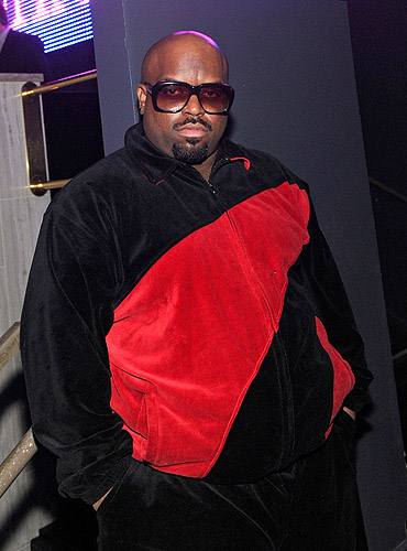 Cee Lo Green Chateau Nightclub 2