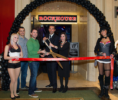 Rockhouse Ribbon Cutting