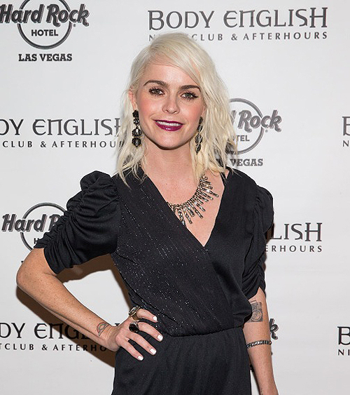 03.21 Taryn Manning on the red carpet Body English Nightclub Hard Rock Hotel and Casino Las Vegas Photo credit Erik Kabik