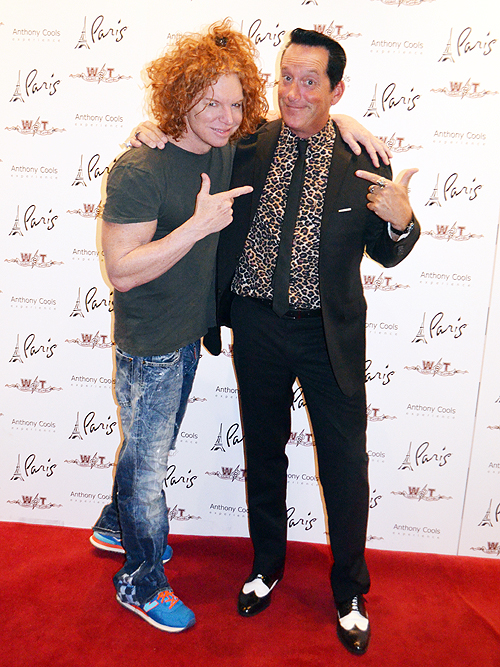 Carrot Top Anthony Cools 20th Anniversary 50609