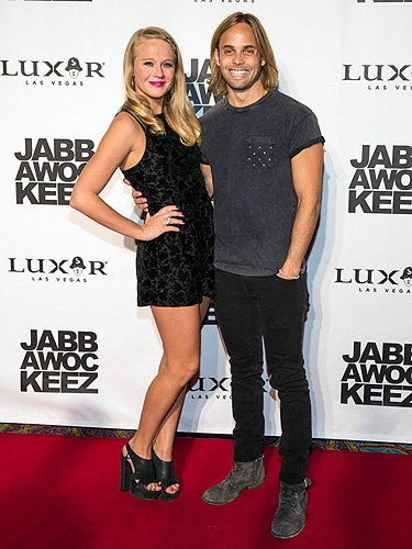 Carrie St. Louis and Justin Mortelliti- Rock of Ages