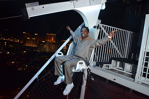 07.15.14 Eddie Griffin at VooDoo Zip Line