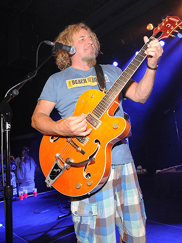 8.25.12_Sammy_Hagar_Beach_Bar_Rum_Party_inside_Vinyl_at_Hard_Rock_Hotel__Casino